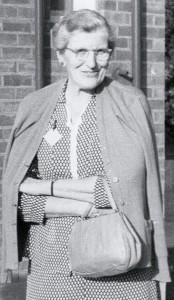 Nessie Moncrieff, 中国基督教女青年会国际秘书 1930-1945