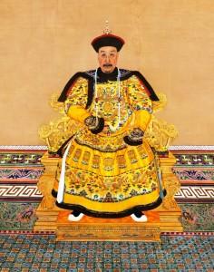乾隆皇帝,清朝(1644–1911) 中国国家博物馆