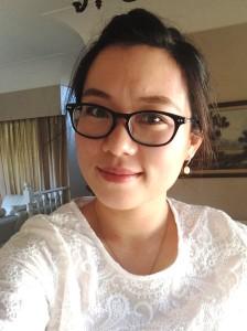 Zhang Min, 汉语角活动负责老师
